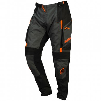 Pantalon Cross Kenny Enduro Black Pant