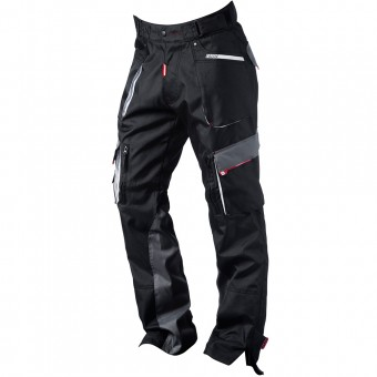 Pantalon Cross Kenny Evasion Quad Black Pant