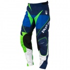Pantalon Cross pull-in Fighter Blue Green Pant