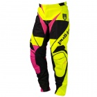 Pantalon Cross pull-in Fighter Neon Yellow Pink Pant
