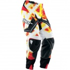 Pantalon Cross Thor Flux Fiber Red Pant