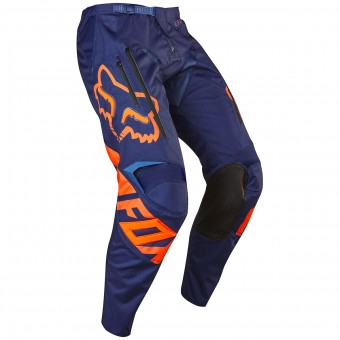 Pantalon Cross FOX Legion LT Offroad Jersey Blue Pant 002