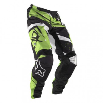 Pantalon Cross FOX 180 Undertow Green