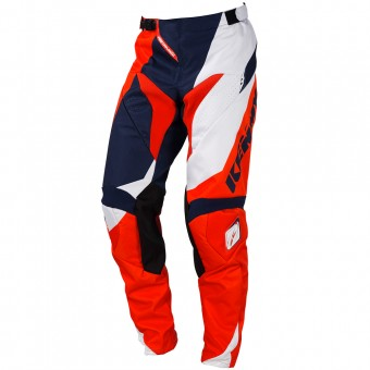 Pantalon Cross Kenny Performance Orange Blue Navy Pant