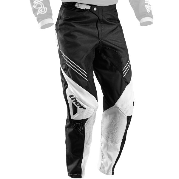 Pantalon Cross Thor Phase Hyperion Black White Pant