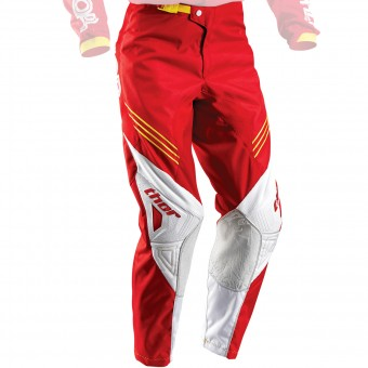 Pantalon Cross Thor Phase Hyperion Red White Pant