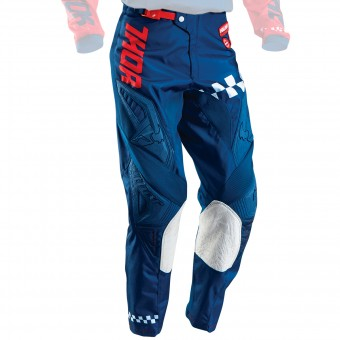 Pantalon Cross Thor Phase Ramble Navy Red Pant