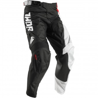 Pantalon Cross Thor Pulse Aktiv Red Black Pant