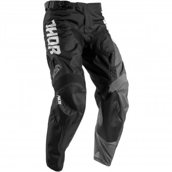 Pantalon Cross Thor Pulse Aktiv White Black Pant