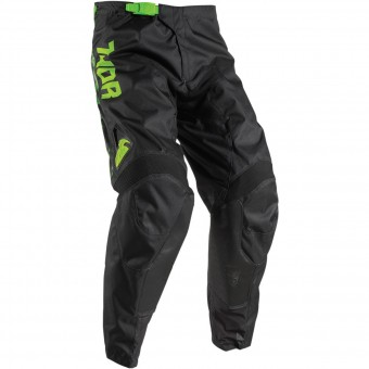 Pantalon Cross Thor Pulse Tydy Green Black Pant