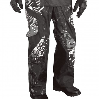 Pantalon Cross SHOT Quad Foray Blast Black Pant