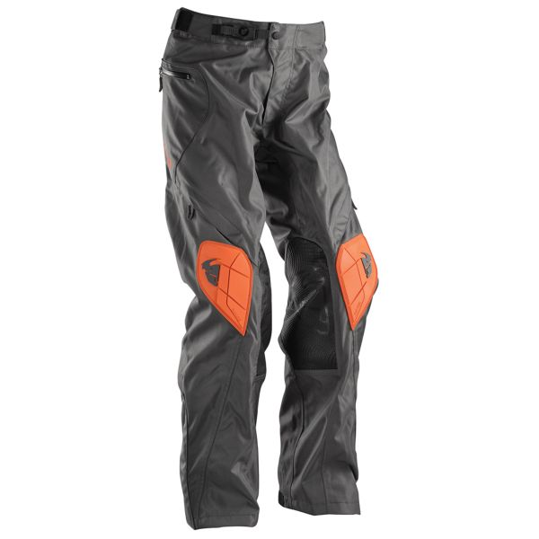 Pantalon Cross Thor Range Charcoal Orange Pant