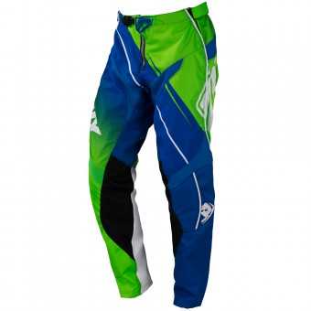 Pantalon Cross Kenny Track Neon Green Blue Pant