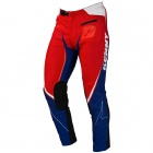 Pantalon Cross Kenny Trial Up Blue White Red Pant