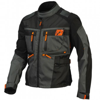 Veste Cross Kenny Enduro Black Jacket