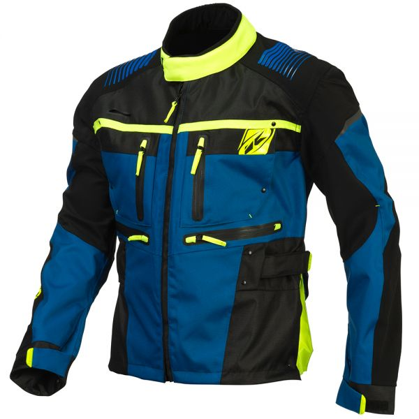 Veste Cross Kenny Enduro Blue Navy Jacket