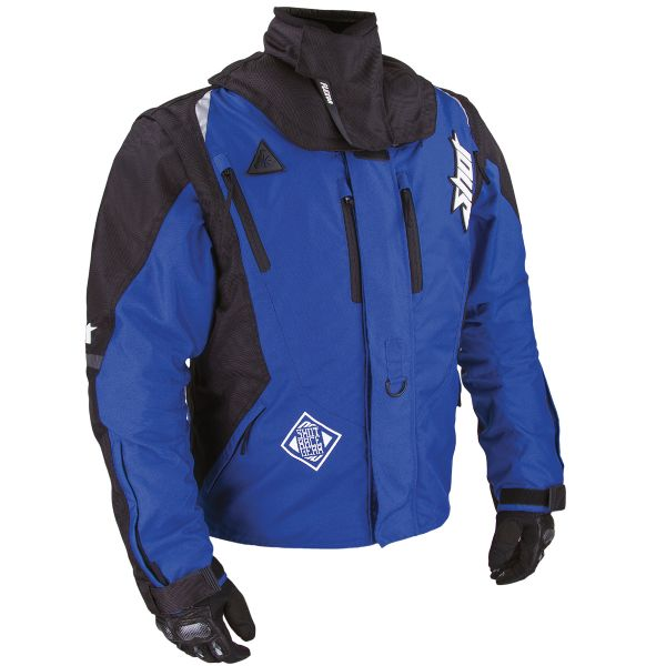 Veste Cross SHOT Flexor Advance Black Blue