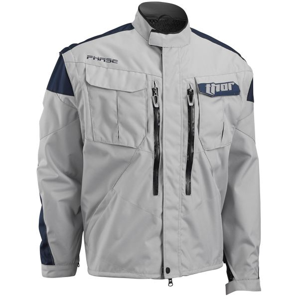 Veste Cross Thor Phase Jacket Cement Navy