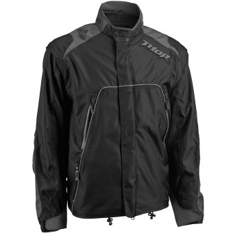 Veste Cross Thor Range Jacket Black Charcoal