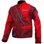 Veste Cross Kenny Track Enduro Red Jacket