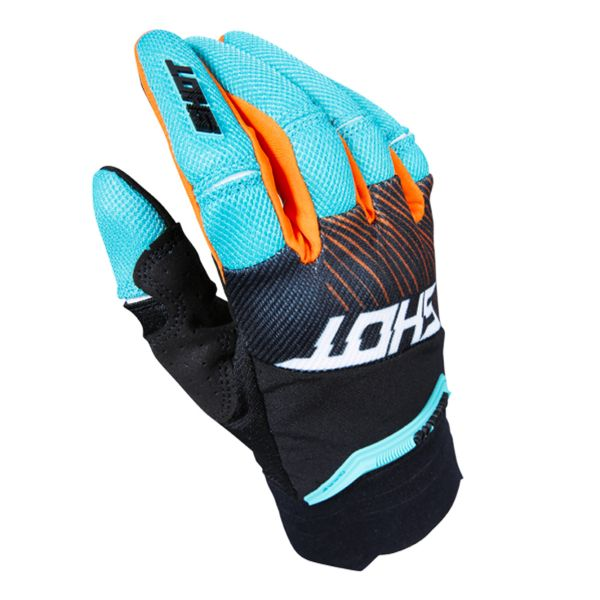Gants Cross SHOT Aerolite Optica Orange