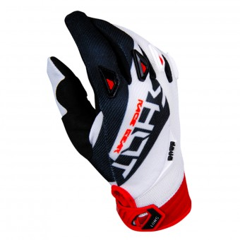Gants Cross SHOT Devo Alert Red Black