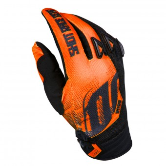 Gants Cross SHOT Devo Venom Orange Enfant
