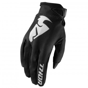Gants Cross Thor Sector Glove Black