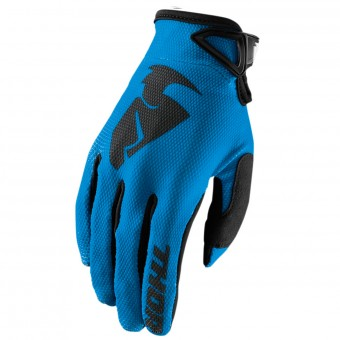 Gants Cross Thor Sector Glove Blue