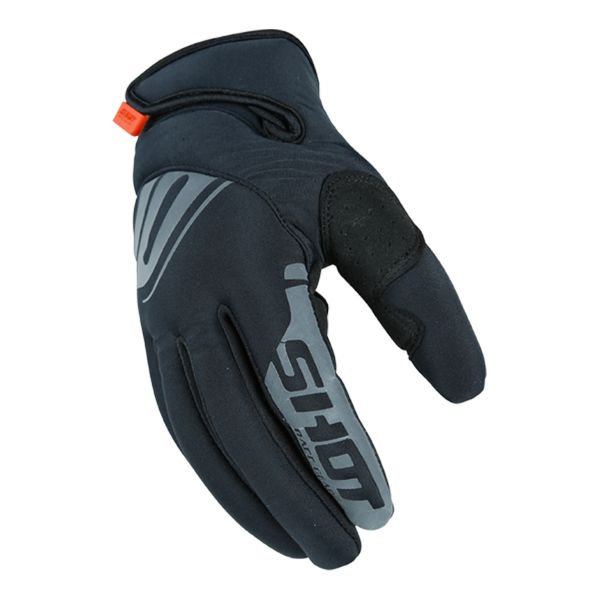 Gants Cross SHOT Trainer Black White