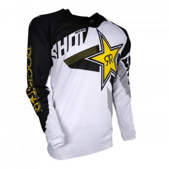 Maillot Cross SHOT Contact Rockstar Replica Limited Edition