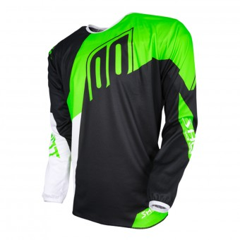 Maillot Cross SHOT Devo Alert Neon Green
