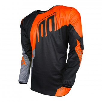 Maillot Cross SHOT Devo Alert Neon Orange