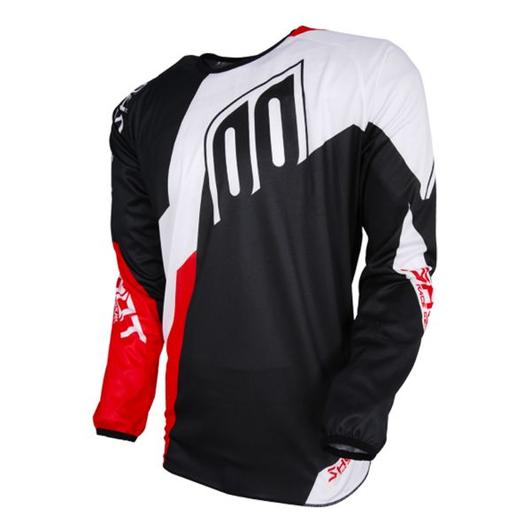 Maillot Cross SHOT Devo Alert Red