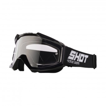 Masque Cross SHOT Assault Black