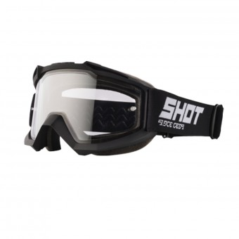 Masque Cross SHOT Iris Black Enduro