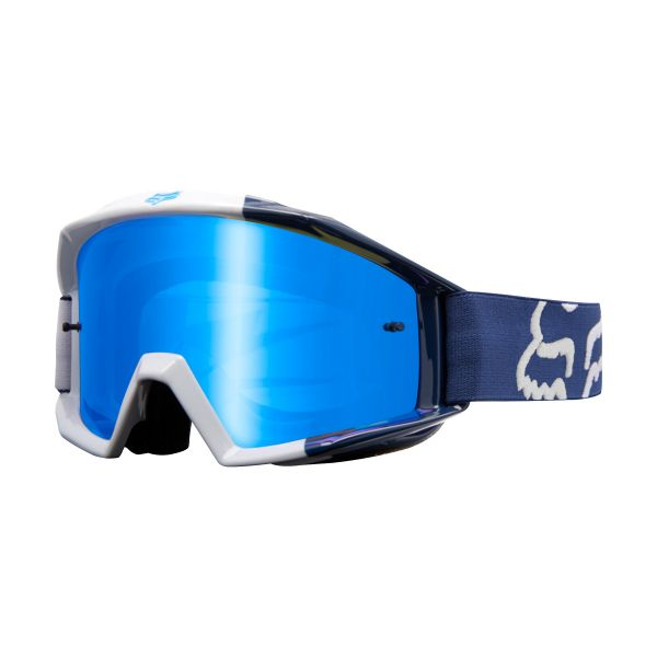 Masque Cross FOX Main Mastar Navy 007