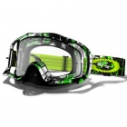 Masque Cross Oakley Crowbar MX One Icon Green