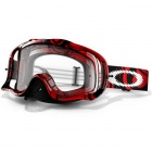 Masque Cross Oakley Coowbar MX Red Tribal