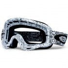 Masque Cross Oakley O Frame MX White Factory Text