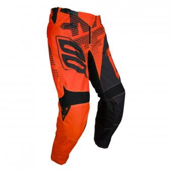 Pantalon Cross SHOT Devo Venom Neon Orange Pant Enfant