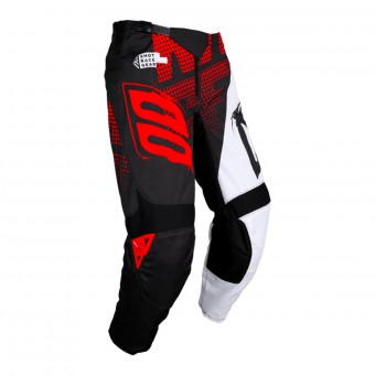 Pantalon Cross SHOT Devo Venom Red Pant Enfant