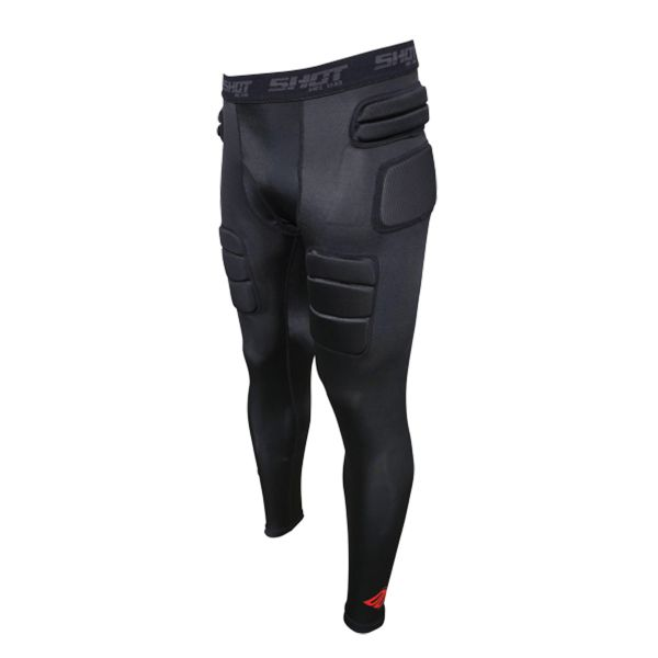 Protections Cross SHOT Pant Protector Black