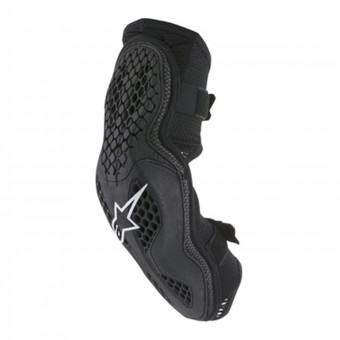 Coudieres Cross Alpinestars Sequence Elbow Black Red
