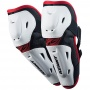 Coudieres Cross Kenny Elbow Guards White