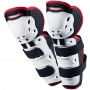 Genouilleres Cross Kenny Knee Guards White