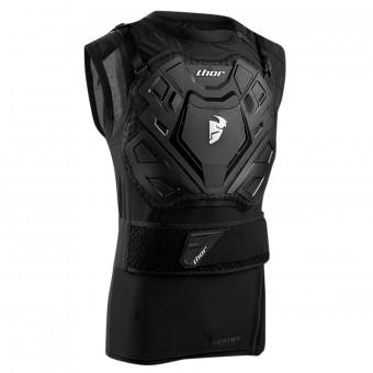 Gilet Cross Thor Sentry Vest Black
