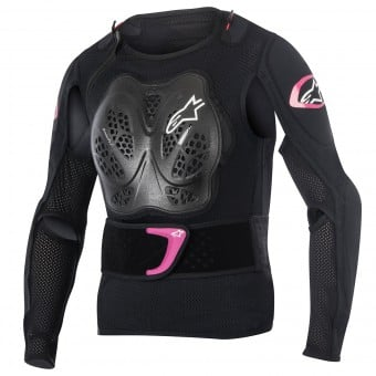 Gilet Cross Alpinestars Stella Bionic Black Purple