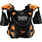 Pare pierre Thor Guardian Black Orange Enfant