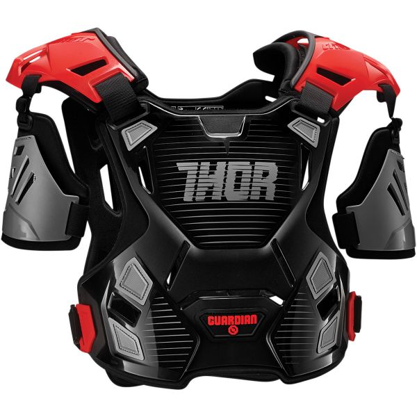 Pare pierre Thor Guardian Black Red